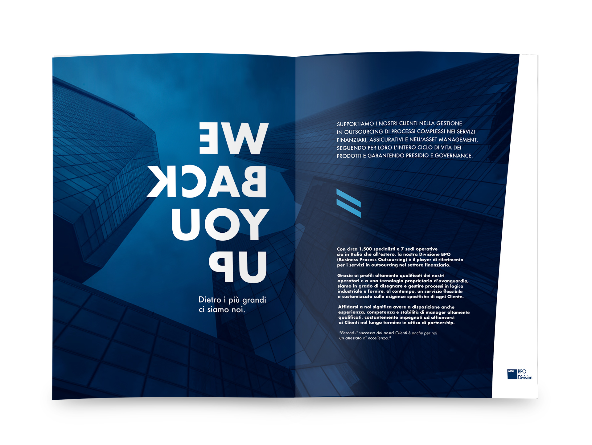 MOL Gruppo Mutui Online - Brochure corporate