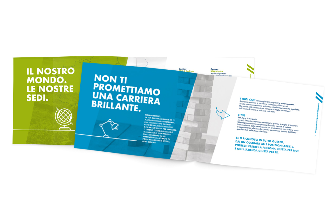 MOL Gruppo Mutui Online - Brochure recruiting