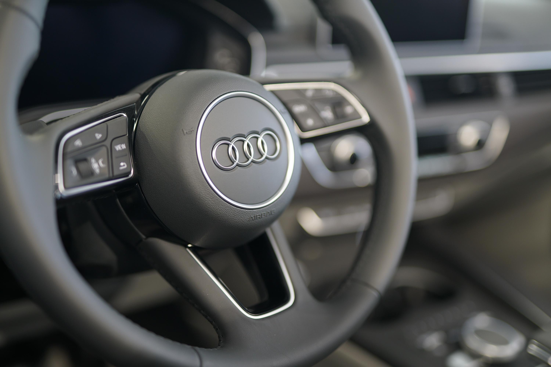 Catte Auto - particolare Audi