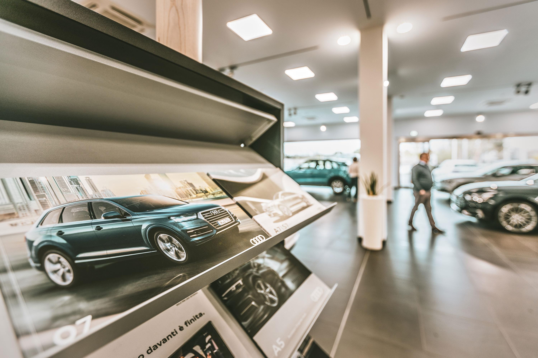 Catte Auto - concessionaria ufficiale Audi per la Sardegna