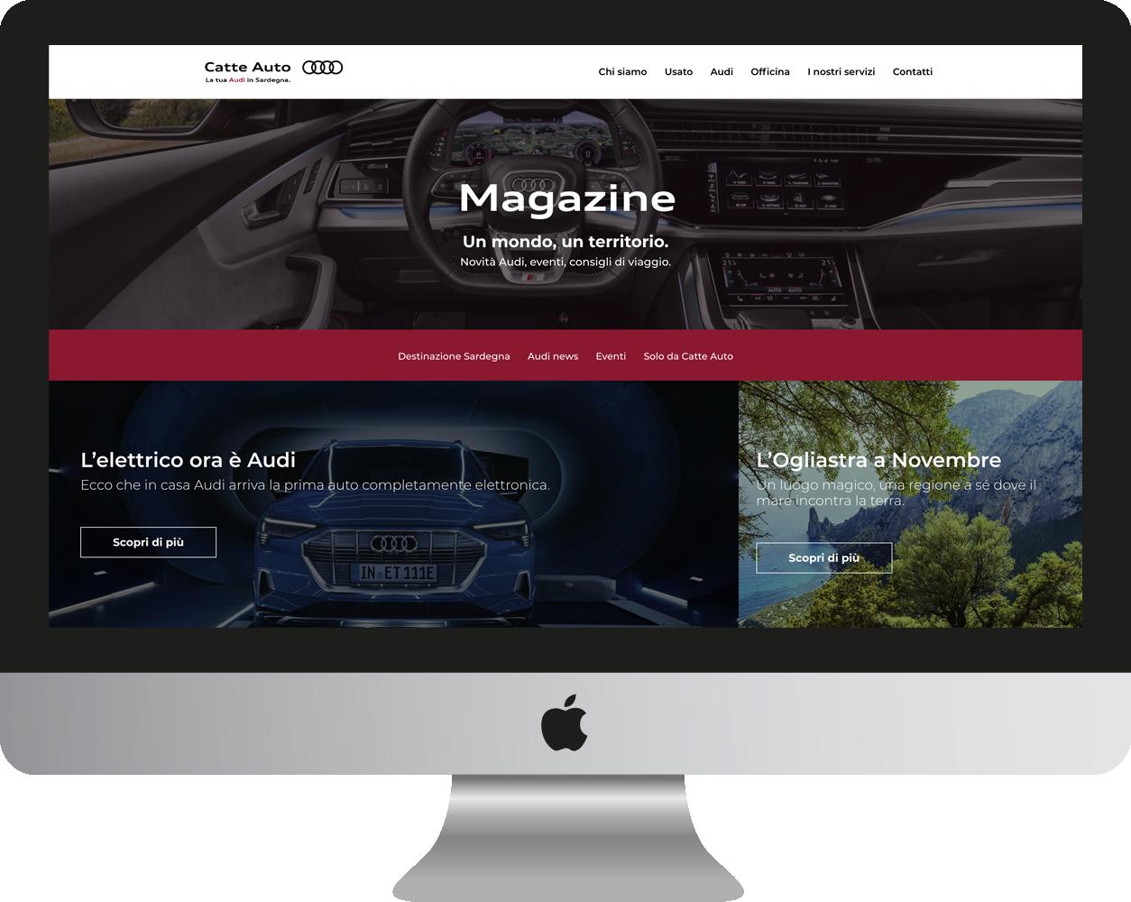 Catte Auto - magazine